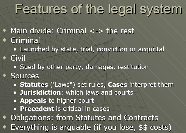 features-of-the-legal-system